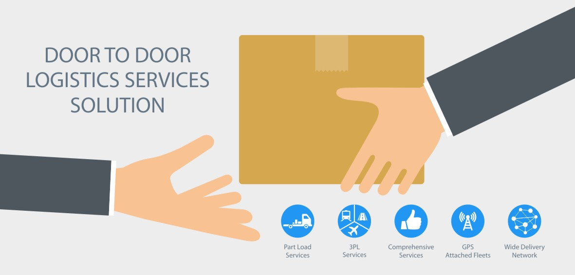 5 Reasons Why V-Xpress is your Door to Door Logistics Services Solution
